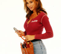 Debbe Dunning who played Heidi on Home Improvement spends some time with the Wake Up Crew  11/3/17