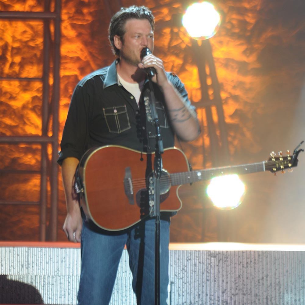 No more albums for Blake Shelton??? – Best Country 103